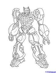 √ Coloriage Transformers Imprimer Gratuit