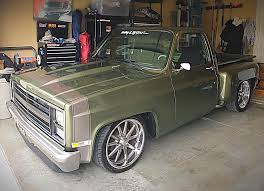 100 Stepside Trucks Share Body Step Side C10 Chevy Trucks Pinterest 87 Chevy Truck