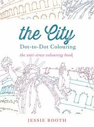 The City Dot To Colouring Paperback