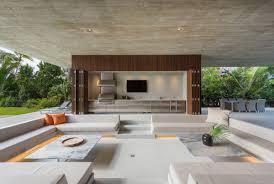 100 Marcio Kogan Plans Stunning Miami Beach Contemporary With 200ft Bridge Lists