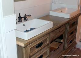 Aquasource Pedestal Sink Rough In by Restoration Hardware Look The Weekend Country