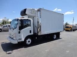 2010 Used Isuzu NPR HD 14FT REFRIGERATED BOX / SELF CONTAINED ... Used 2005 Intertional 7400 6x4 Reefer Truck For Sale In New Medium Duty Used Trucks At Truckfinders Incporated Reefer For Sale Truck N Trailer Magazine 1994 Peterbilt 357 Tandem Axle Refrigerated For Sale By Arthur Trucks Vans Lease Or Buy Nationwide Frozen Chilled Delivery Rich Rources Bodies Our Offer Of Refrigerated Trucks 2010 337 266500 Miles Inventyforsale Best Pa Inc History Altl