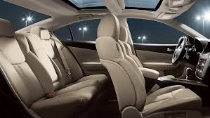 2014 Nissan Maxima Interior Tan Leather Shop for a Nissan in