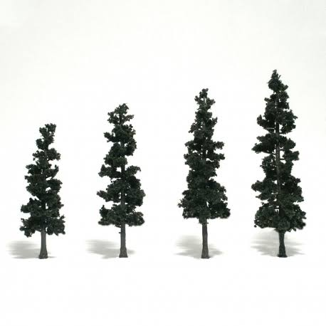 Woodland Scenics Tr1561 Realistic Trees Assembled Conifer Pine Tree
