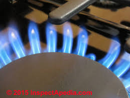 Propane Floor Buffer Carbon Monoxide by Gas Burner Troubleshooting Gas Appliance Or Gas Heater Flame