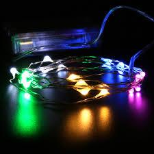 Buy Sunniemart 10 LED Heart Shaped Globe String Lights Battery