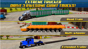 100 Truck Parking Games Extreme Simulator Game Gameplay IOS ANDROID HD