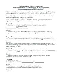 Customer Service Skills On Resume Interests Examples Interest For Sample Objective Statements