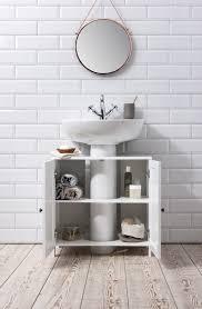 Ebay Bathroom Vanity Tops by Bathroom Sink Cabinet Undersink In White Stow Bathroom Sink