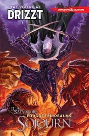 Dungeons Dragons The Legend Of Drizzt Volume 3 Sojourn By
