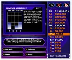 Millionaire TV Show Game