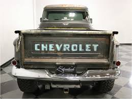 1955 Chevy Pickup Truck Parts Luxury 1955 Chevrolet 3100 For Sale ... 1955 Chevy 3100 Stepside Pickup Truck Stock Photo 28439827 Alamy Cameo Hot Rod Network Chevrolet 3600 Gateway Classic Cars 299hou 2 Year Backyard Rebuild Step By Youtube Chevy Truck Cookees Drivein 55 59 195558 The Worlds First Sport 57 Unique Walk Around Second Series Chevygmc Brothers Parts David Lawhuns 1st Ute V8 Patina Faux Custom In Qld Nice Awesome Other Pickups Pickup