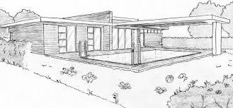 plan de maison de plain pied 3 chambres plan maison contemporaine de plain pied avec 3 chambres ooreka
