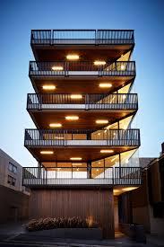 100 Jcb Melbourne Agnes Street Apartments Jackson Clements Burrows