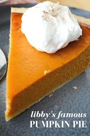 Libby Pumpkin Pie Mix Recipe Can by Libby U0027s Famous Pumpkin Pie Recipe Mom Spark Mom Blogger