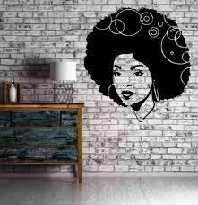 Queen Exotic Mid African Wall Art Century Chalkware Figurines Rhcom