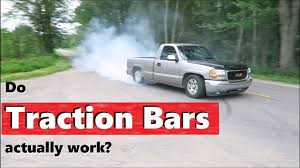 100 Truck Ladder Bars Do Traction Actually Work YouTube