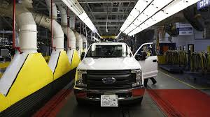 Ford To Invest $350 Million In Michigan Plant - NECN The Ford Super Duty Is A Line Of Trucks Over 8500 Lb 3900 Kg Motor Co Historic Photos Of Louisville Kentucky And Environs Revs Up Large Suv Production To Boost Margins Challenge Gm Auto Parts Maker Invest 50m In Thanks Part Us Factory Orders 14 Percent September Spokesmanreview Will Temporarily Shut Down Four Plants Including F150 Factory Vintage Truck Plant How Apply For Job All Sizes 1973 Assembly Flickr Photo Workers Get Overtime After Pickup Slows