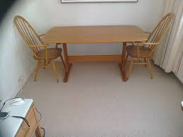 Ercol Windsor Blonde Dining Table And Chairs | In Plymouth, Devon ... Drexel Heritage Compatibles Blonde Wood Ding Room Set Table Etsy Ercol Vintage Mid Century Blonde Drop Leaf Ding Table And Four Antiques Atlas Vintage Ercol And Four Quaker Chairs Bari Suite With Chairs Simpli Home Draper 7piece 6 Upholstered Dts08 Golden Extending W Padding Beautiful Chic Fniture Interappcom Mid Farmhouse Country Style Farmhouse 4 Woman In Black Kitchen Stock Photo Image Of Ercol Windsor Drop Leaf Matching Hoop Back Painted Century Modern