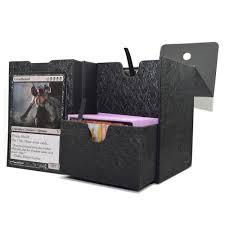 magic edh deck box deck box reviews large boxes