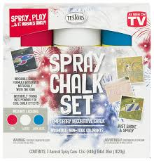 Amazon.com: Testors 333618 Spray Chalk, 12 Oz Kit, Patriotic: Home ...