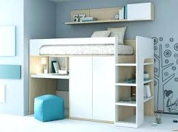 lit enfant bureau lit mezzanine enfant lit enfant mezzanine avec bureau lit