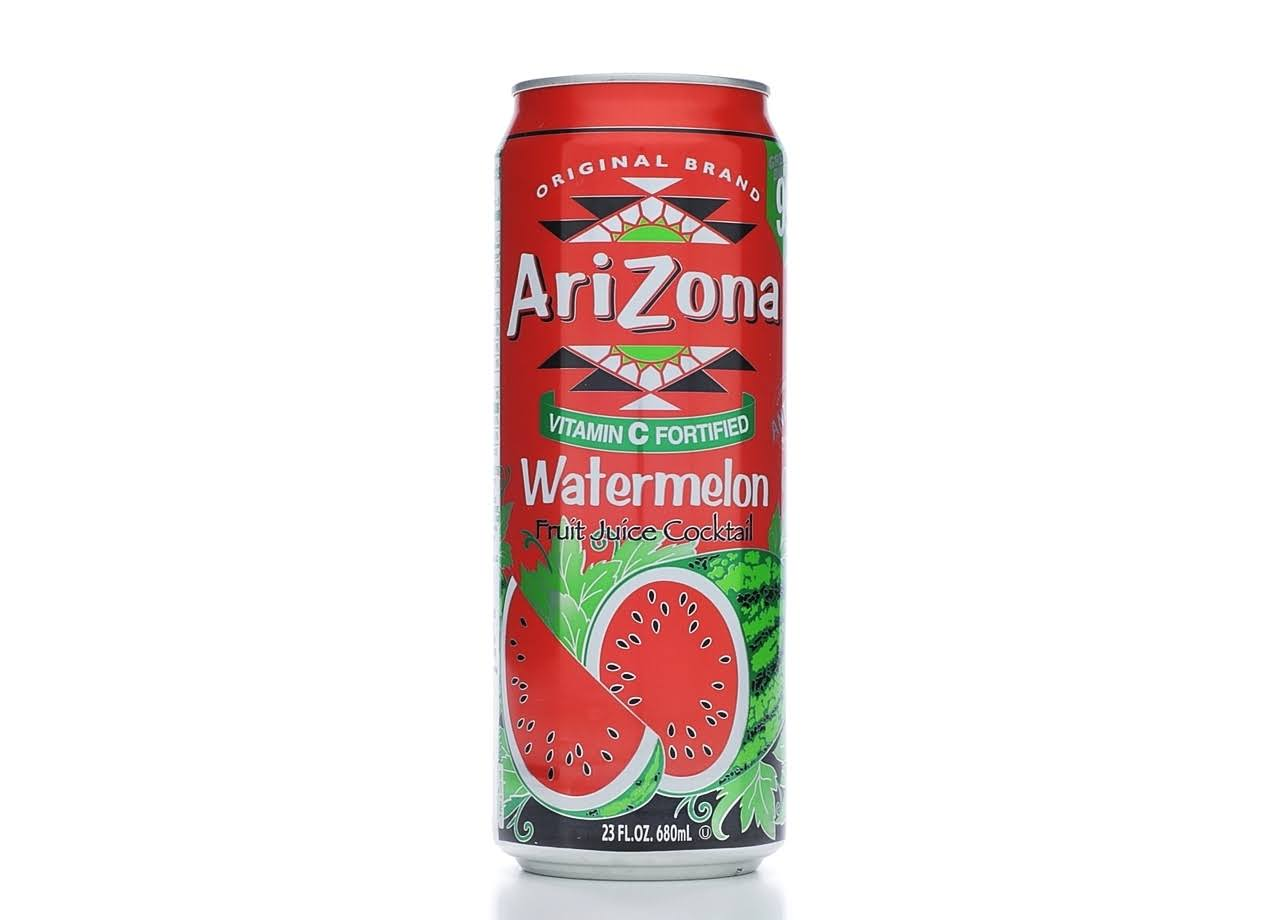Arizona Watermelon Fruit Juice Cocktail - 23oz