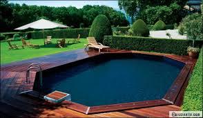piscines en bois la solution nature travaux