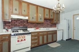 Painted Kitchen Cabinets Two Different Colors