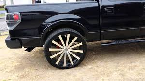 100 Ford Truck Rims F150 Fx4 On 28 Inch Rims 325 35 28 Buy S