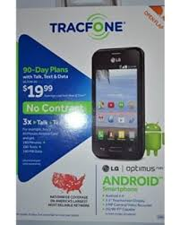 Huge Deal on LG SMARTPHONE TRACFONE LG OPTIMUS FUEL L34C WITH
