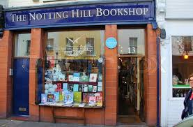 Joe Strummer Mural Portobello Road by Bookstore Book Store Hugh Grant Julia Roberts Film Cinema