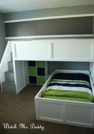 build a bed free plans for triple bunk beds bunk bed plans