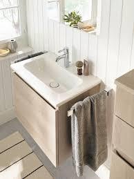 burgbad bel keramik waschtisch für kleine badezimmer