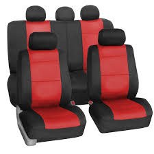 Amazon.com: FH GROUP FH-FB9 Neoprene Waterproof Car Seat ...