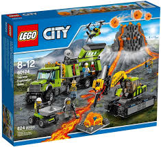 The Lego City Volcano Set, Includes A Large Volcano, Truck ... Lego City 4434 Dump Truck Ebay Monster 60180 Toy At Mighty Ape Nz 3221 Big Amazoncouk Toys Games Fire Utility 60111 Tow Trouble 60137 Toysrus Volcano Exploration End 242019 1015 Am Ideas Product City Front Loader Garbage Amazoncom Great Vehicles 60056 Lego 60121 Dashnjess 1800 Hamleys For And Pizza Van Food Moped Building Set