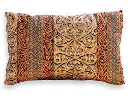 lumbar pillow covers etsy