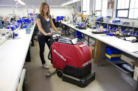 Commercial Floor Scrubbers Machines by Floor Scrubber Micromag Walk Behind Scrubber Cleaning Machine