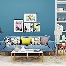 yuela einfache farbe plain vliestapeten blau grau gelb grün