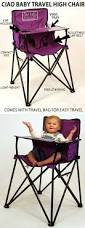 Kelsyus Go With Me Chair Canada by Portable Baby High Chair Folds Up For Easy Travel Great For