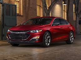 2019 Chevrolet Malibu Upgraded | Kelley Blue Book Overview – 2018 ...