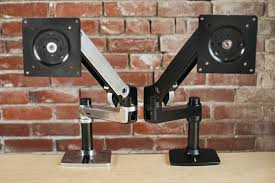 Lx Desk Mount Lcd Arm Manual by The Best Monitor Arms Wirecutter Reviews A New York Times Company