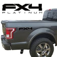 FX4 PLATINUM VINYL DECALS FITS: FORD TRUCK 2008-2017 F150 F250 F350 ... 2015 2016 2017 2018 2019 Ford F150 Stripes Lead Foot Special Is The Motor Trend Truck Of Year 52019 Torn Bed Mudslinger Style Side Vinyl Wraps Decals Saifee Signs Houston Tx Racing Frally Split Amazoncom Rosie Funny Chevy Dodge Quote Die Cut Free Shipping 2 Pc Raptor Side Stripe Graphic Sticker For Product Decal Sticker Stripe Kit For Explorer Sport Trac Rad Packages 4x4 And 2wd Trucks Lift Kits Wheels American Flag Aftershock Predator Graphics Force Two Solid Color 092014 Series