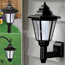 2018 Solar Led Wall Light Garden Wall Solar Lights Palace Style