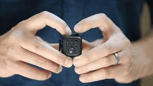 Fidget Spinner History The Cube