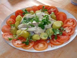 cuisiner des pommes de terre ratte recette de merlu en salade avec ses petites pomme de terre ratte