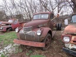 100 Ton Truck Lot 22K 1946 Chevrolet 1 12 Ton VanderBrink Auctions