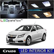 ledpartsnow 2011 2014 chevy cruze led interior lights