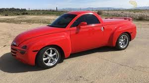 2004 Chevrolet SSR Pickup For Sale #4245 - Dyler