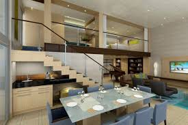 Nice Interior House Design Ideas Modern Dining Room Creative Of Townhouse